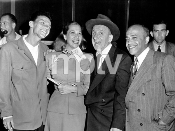 Frank Sinatra with Dinah Shore, Jimmy Durante,  1944 - Image 0337_2309