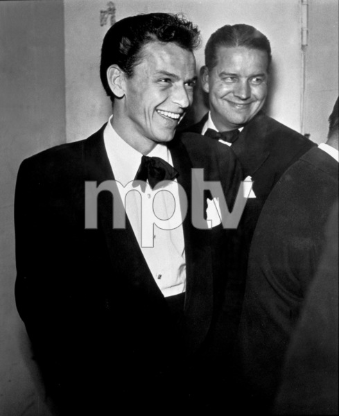 "Frank Sinatra attending ""A Night of Music""  charity event,Hollywood Bowl, July 3,1947. - Image 0337_2319"
