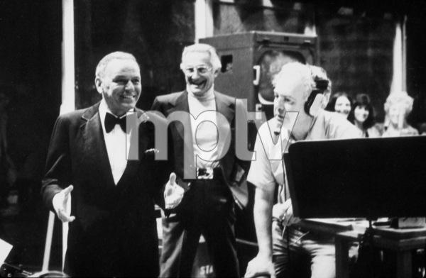Frank Sinatra, c. 1981 - Image 0337_2329