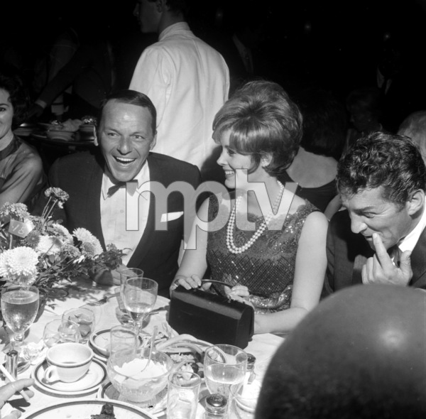 Frank Sinatra, Jill St. John and Dean Martincirca 1964 © 1978 David Sutton - Image 0337_2404
