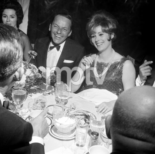 Frank Sinatra and Jill St. Johncirca 1964 © 1978 David Sutton - Image 0337_2406