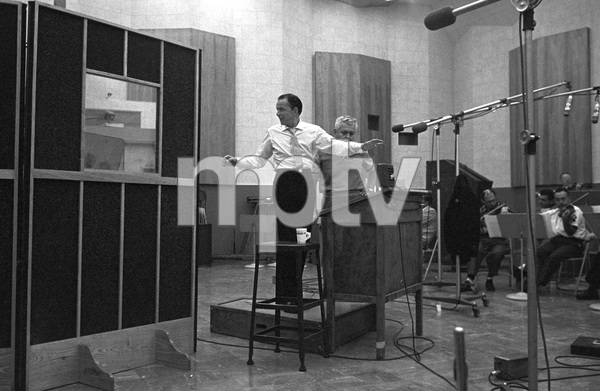 Frank Sinatracirca 1960 © 1978 Bernie Abramson - Image 0337_2411