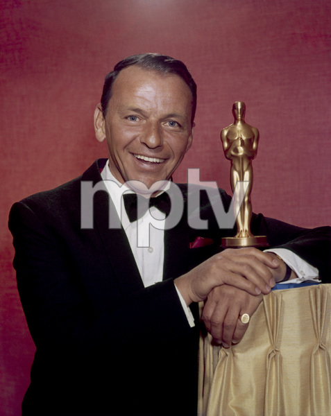 """Frank Sinatra hosting """"The 35th Annual Academy Awards"""" 1963 © 1978 Ted Allan  - Image 0337_2475"""
