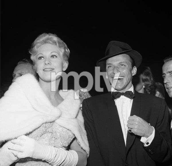 Frank Sinatra and Kim Novak11-12-1955** I.V. - Image 0337_2491