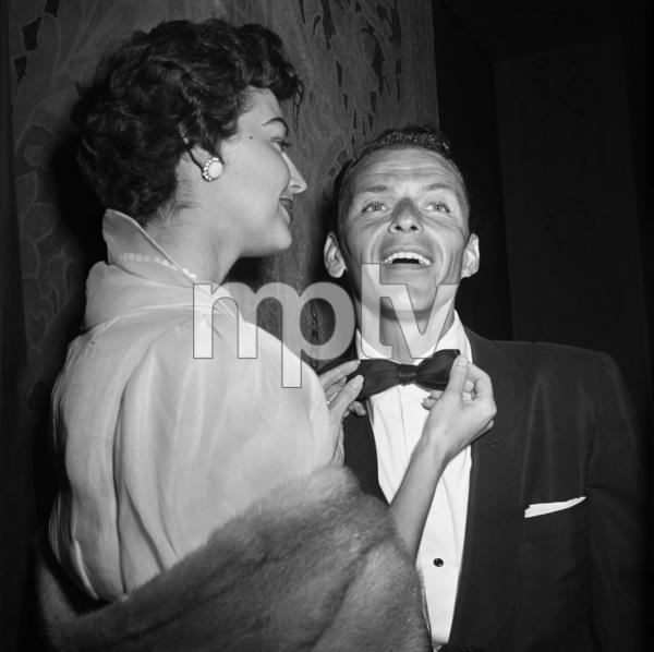 Frank Sinatra and Ava Gardner05-24-1952** I.V. - Image 0337_2492