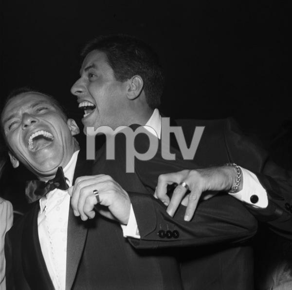 Frank Sinatra and Jerry Lewis09-19-1958** I.V. - Image 0337_2501