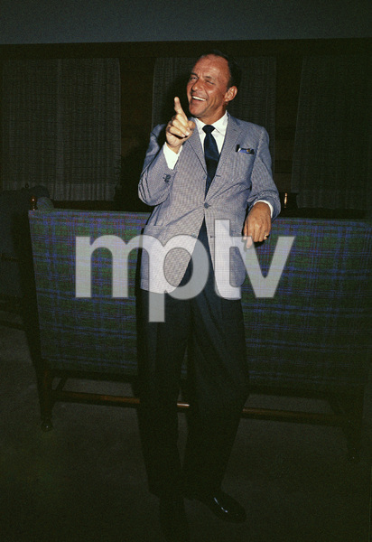 Frank Sinatracirca 1962 © 1978 Ted Allan - Image 0337_2516