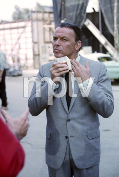 "Frank Sinatra during the making of ""Come Blow Your Horn""1962 © 1978 Ted Allan - Image 0337_2597"
