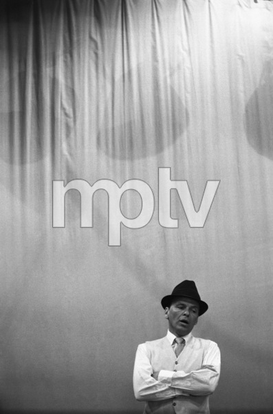 """The Judy Garland Show""Frank Sinatra 1962 © 1978 Bob Willoughby  - Image 0337_2619"