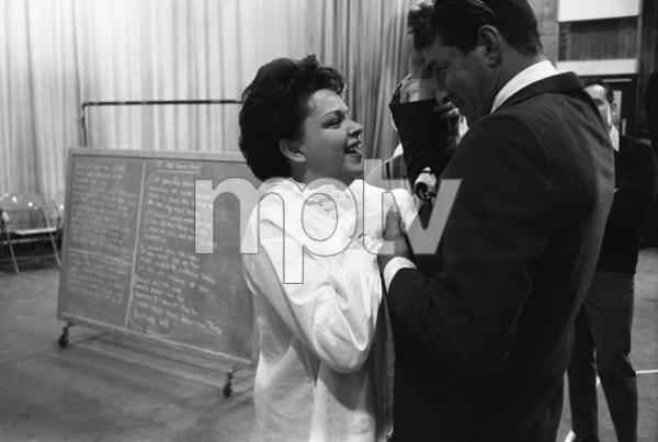"""The Judy Garland Show""Dean Martin, Judy Garland1962 © 1978 Bob Willoughby  - Image 0337_2621"