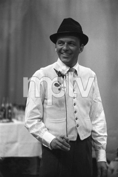"""The Judy Garland Show""Frank Sinatra 1962 © 1978 Bob Willoughby  - Image 0337_2622"