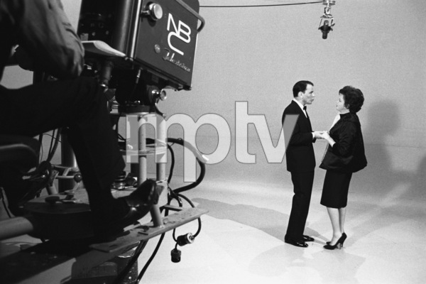 """The Judy Garland Show""Judy Garland, Frank Sinatra 1962 © 1978 Bob Willoughby  - Image 0337_2625"