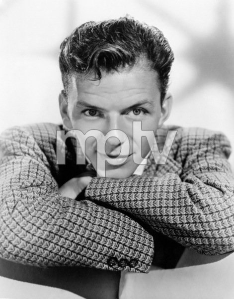 Frank Sinatra circa 1940sPhoto by Apger** I.V. - Image 0337_2696