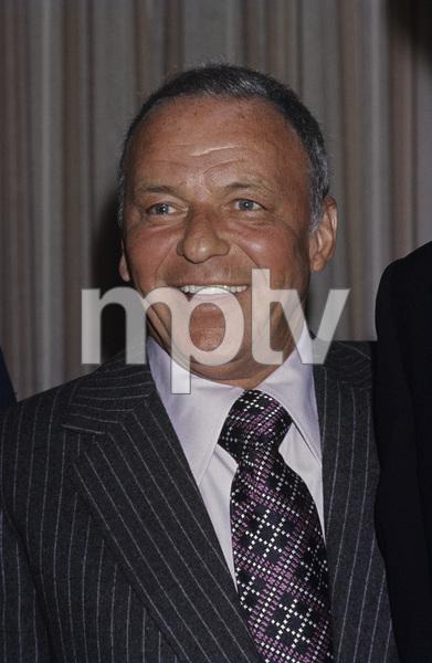Frank Sinatracirca 1970s© 1978 Gary Lewis - Image 0337_2710