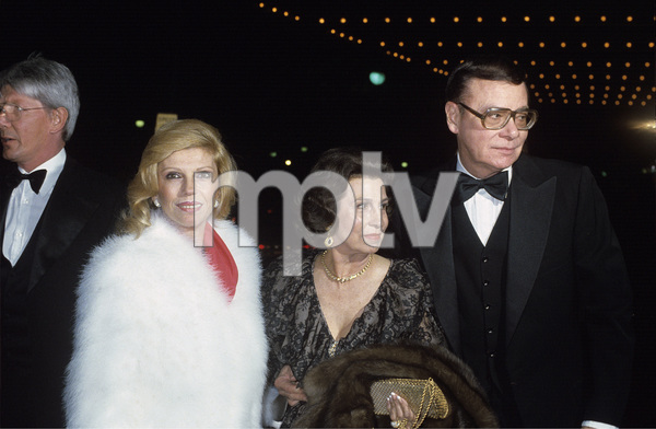 Nancy Sinatra with her mother, Nancy Sr., and Ross Huntercirca 1970s© 1978 Gary Lewis - Image 0337_2716
