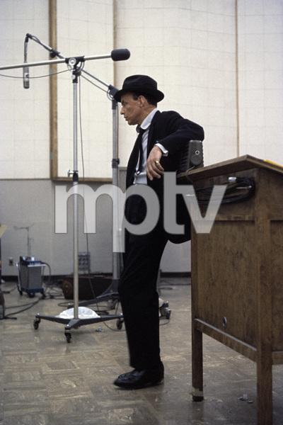 Frank Sinatra at a recording session  circa 1959** R.A.C. - Image 0337_2761