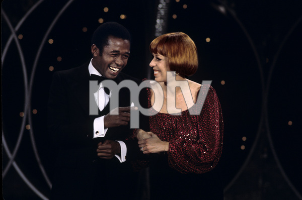 """The Carol Burnett Show""Ben Vereen, Carol Burnett1978Photo by Gabi Rona - Image 0338_0037"