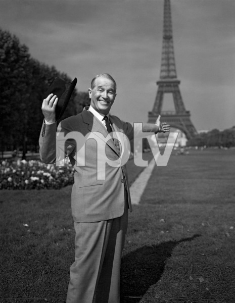 Maurice Chevaliercirca 1950s © 1978 Paul Hesse - Image 0418_0401