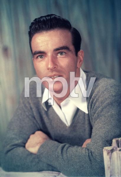 Montgomery Clift, c. 1952.**I.V. - Image 0500_0109