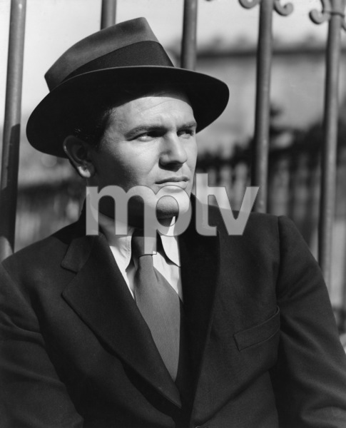 """John Garfield in """"Dust Be My Destiny""""1939 Warner BrothersPhoto by George Hurrell - Image 0519_0112"""