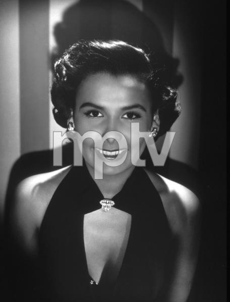 Lena Horne, 1945.Photo by Laszlo Willinger - Image 0530_0040