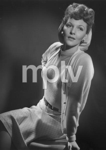 Mary Martin C. 1948 © 1978 Laszlo Wilinger - Image 0549_0005