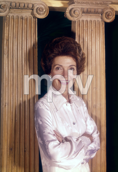 Nancy Reagan1971 © 1978 Wallace Seawell - Image 0554_0052