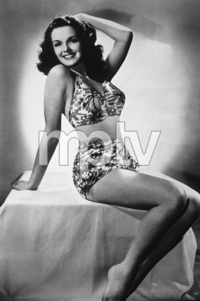 Jane Russell, c. 1940Photo by Bud Fraker - Image 0569_0013