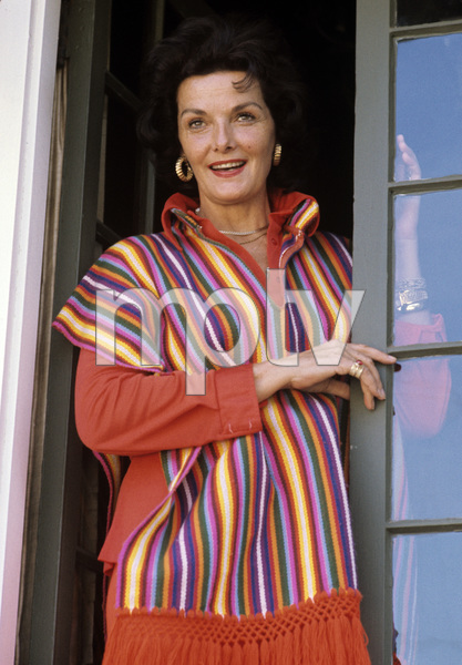 Jane Russell at homecirca 1960s © 1978 Gunther  - Image 0569_0449