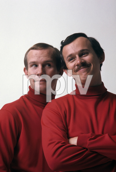 """The Smothers Brothers""Dick Smothers, Tom Smothers1969 © 1978 Gene Trindl - Image 0572_0114"