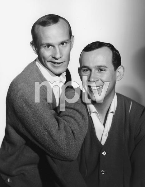 Smothers Brothers 1965Photo By Gabi Rona - Image 0572_0128