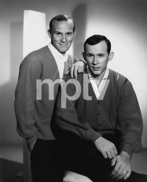 """The Smothers Brothers Show""Tom Smothers, Dick Smotherscirca 1965Photo by Gabi Rona - Image 0572_0135"