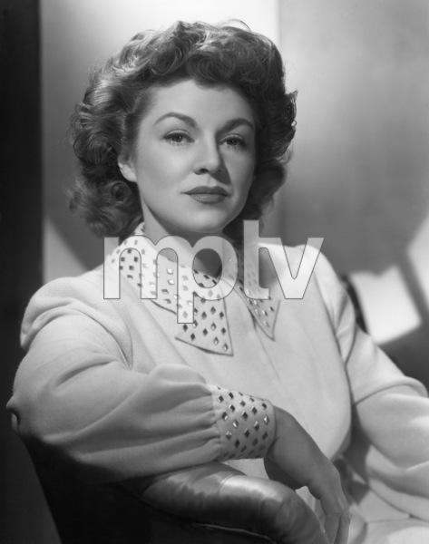 Claire Trevorcirca 1946© 1978 Ernest Bachrach - Image 0575_0010