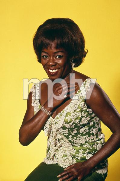 Sarah Vaughancirca 1971 © 1978 Glenn Embree - Image 0578_0002