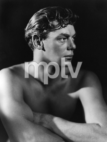 Johnny Weissmuller1932 MGMPhoto By Tzamouzakis**I.V. - Image 0579_0111