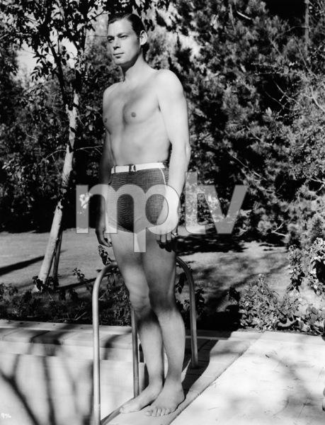 Johnny WeissmullerCirca 1932 MGM**I.V. - Image 0579_0119