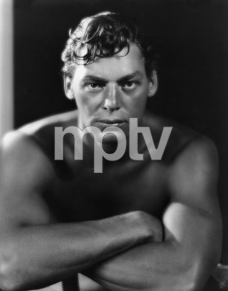 Johnny WeissmullerCirca 1932 MGMPhoto By Tzamouzakis**I.V. - Image 0579_0121