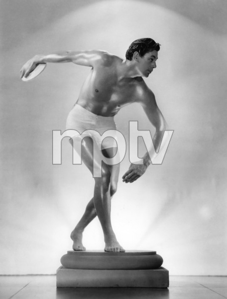 Johnny WeissmullerCirca 1932 MGMPhoto By George Hurrelll**I.V. - Image 0579_0129