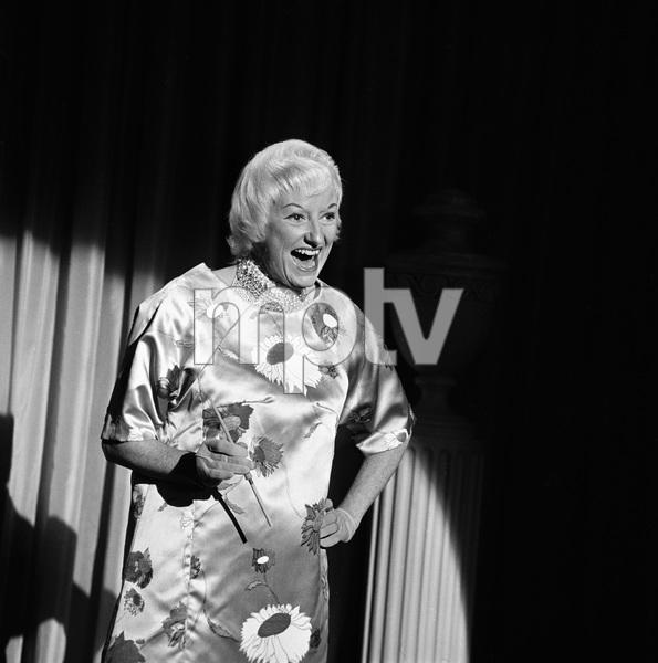 Phyllis Diller1968 © 1978 Eric Skipsey - Image 0599_0177