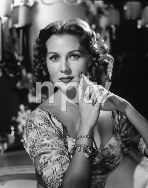 Rhonda Fleming circa 1955 © 1978 Glenn Embree - Image 0606_0041