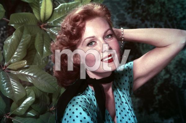 Rhonda Fleming1950 © 1978 Paul Hesse - Image 0606_0328