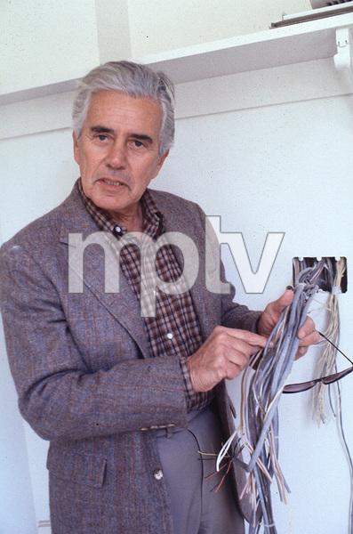 John Forsythe, c. 1984. © 1984 Gunther - Image 0607_0044