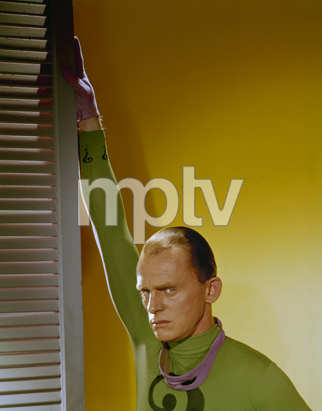 "Frank Gorshin as the Riddler in ""Batman""circa 1967Photo by Gabi Rona - Image 0611_0004"