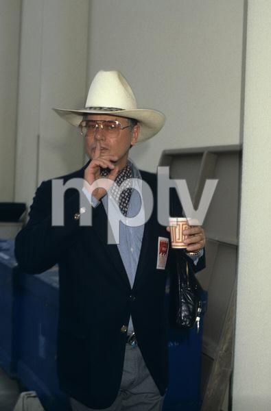 Larry Hagman circa 1990s© 1990 Gary Lewis - Image 0615_0045