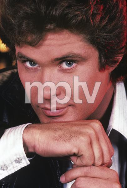 David Hasselhoff1983 © 1983 Gene Trindl - Image 0619_0023