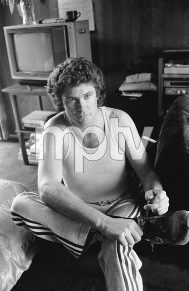 David Hasselhoff At home, 1983. © 1983 Gunther - Image 0619_0028