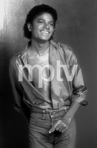 Michael Jackson1980© 1980 Bobby Holland - Image 0628_0193