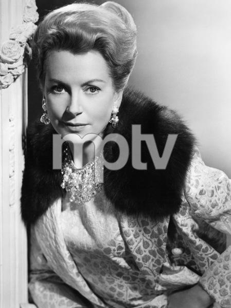 """Deborah Kerr in """"The Chalk Garden""""1964 Universal Pictures - Image 0632_0121"""