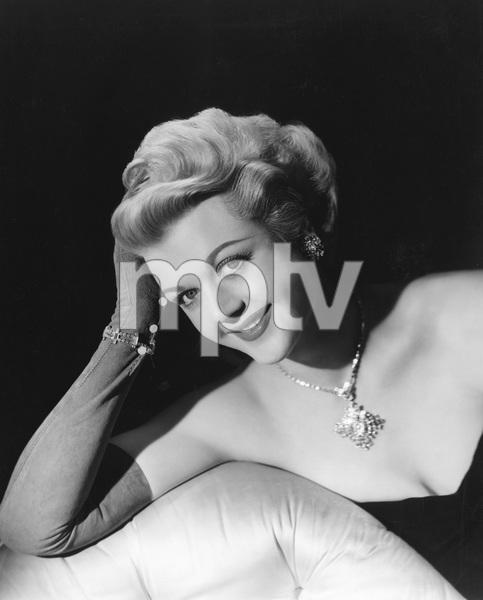 Angela Lansbury1952 © 1978 Wallace Seawell - Image 0633_0012