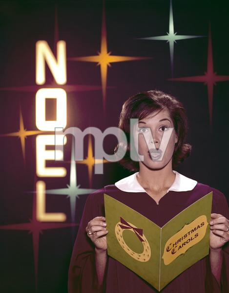 Mary Tyler MooreChristmas Special1961 CBSPhoto by Gabi Rona - Image 0645_0041